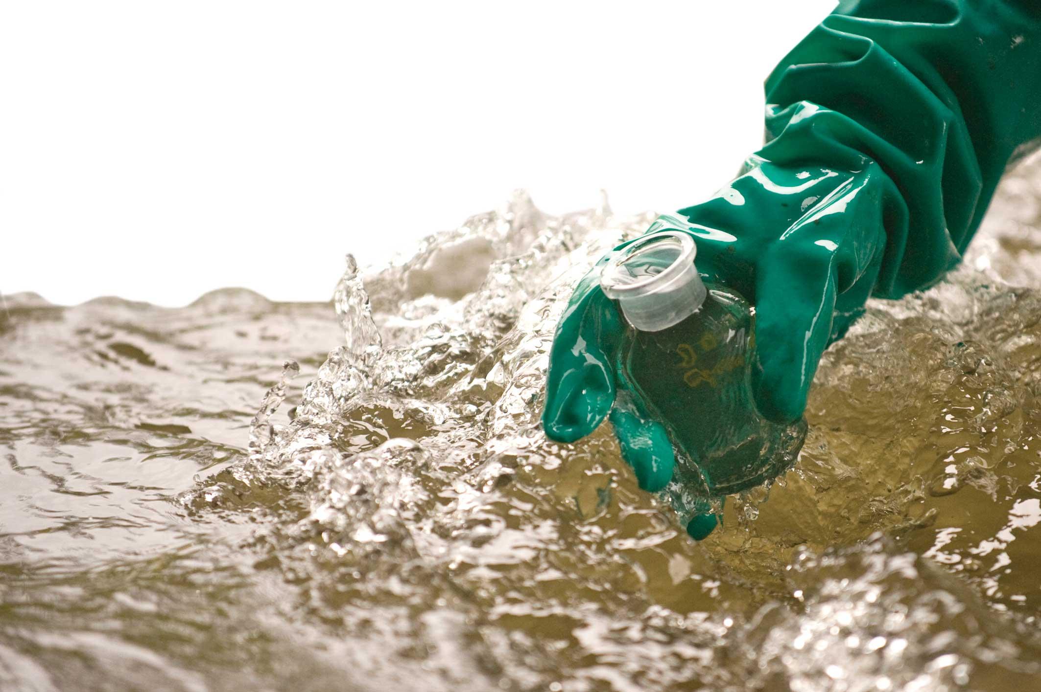 La Biotecnología Eficaz En El Tratamiento De Aguas Residuales Y Residuos De Hidrocarburo Petroquimex