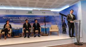 Infraestructura de CFE Contribuirápara Impulsar el Sector de Telecom