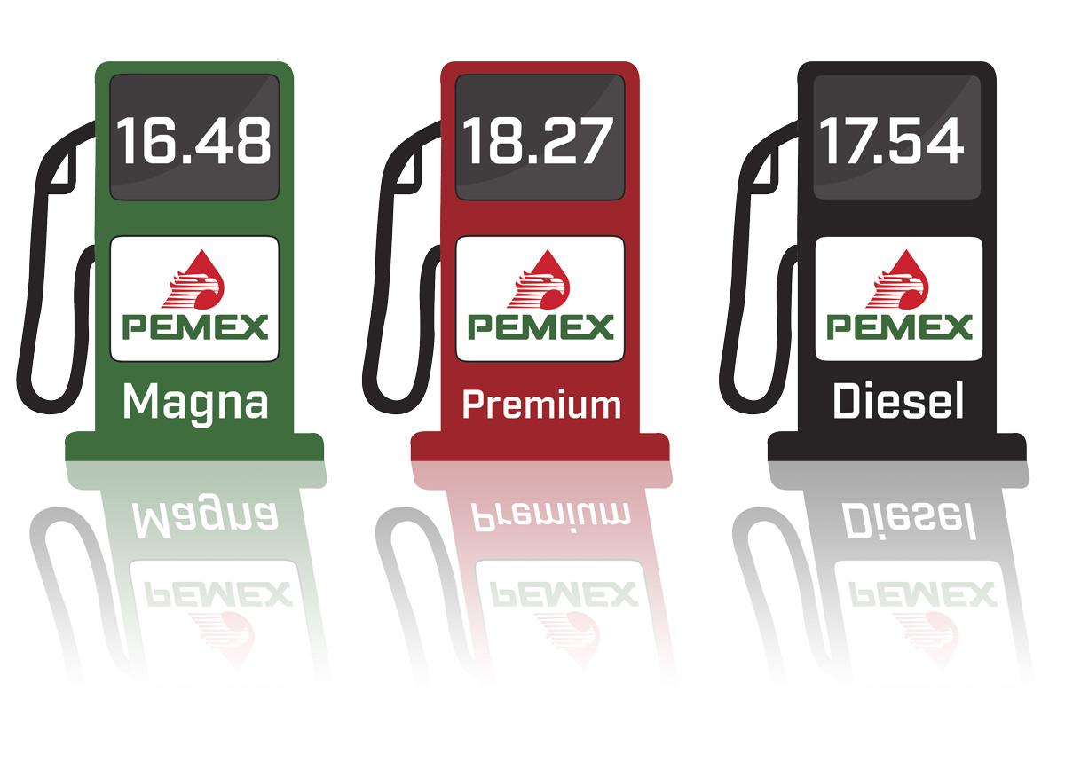 Determinaci n del precio de la gasolina en m xico - Precio del queroseno para estufas ...